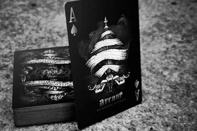 Arcane Deck, black