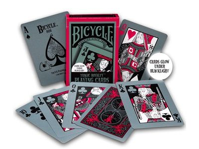 Bicycle Poker Tragic Royalty