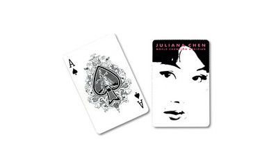 Juliana Chen: Shooting Cards