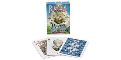 Bicycle Poker Flying Machines